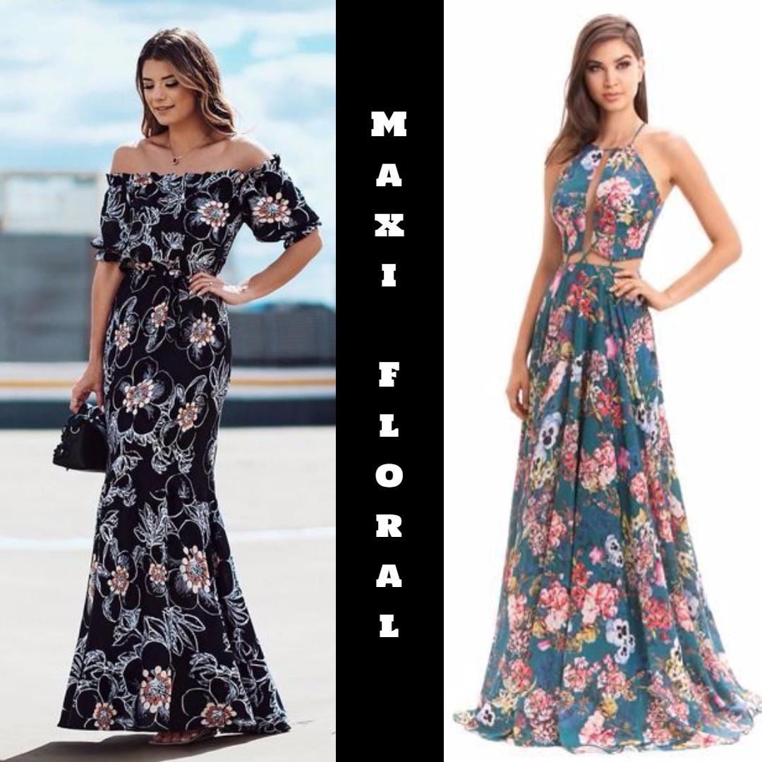 Fotos de vestidos longos verao 2018