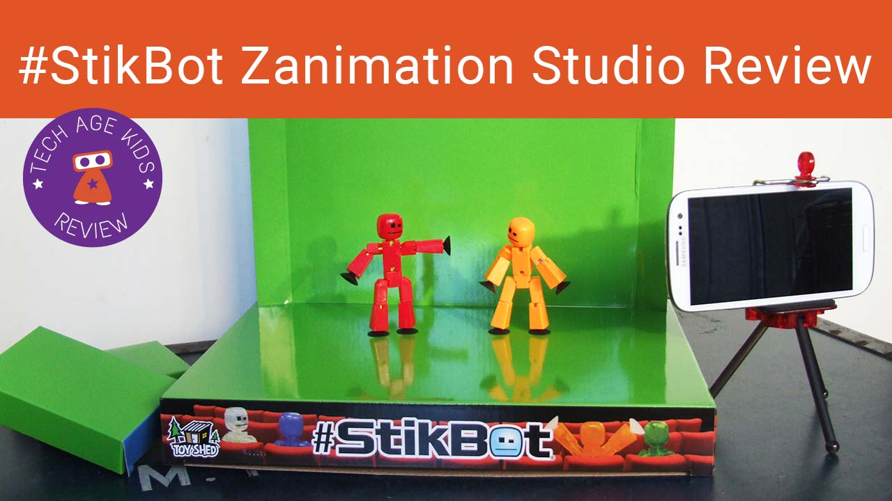8b70c21b3 Make Animations with StikBot Zanimation Studio - Review | Tech Age ...