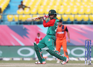 Netherlands vs Bangladesh 3rd Match ICC World T20 2016 Highlights