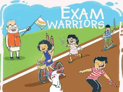 'Exam Warriors' Written by PM Narendra Modi Released