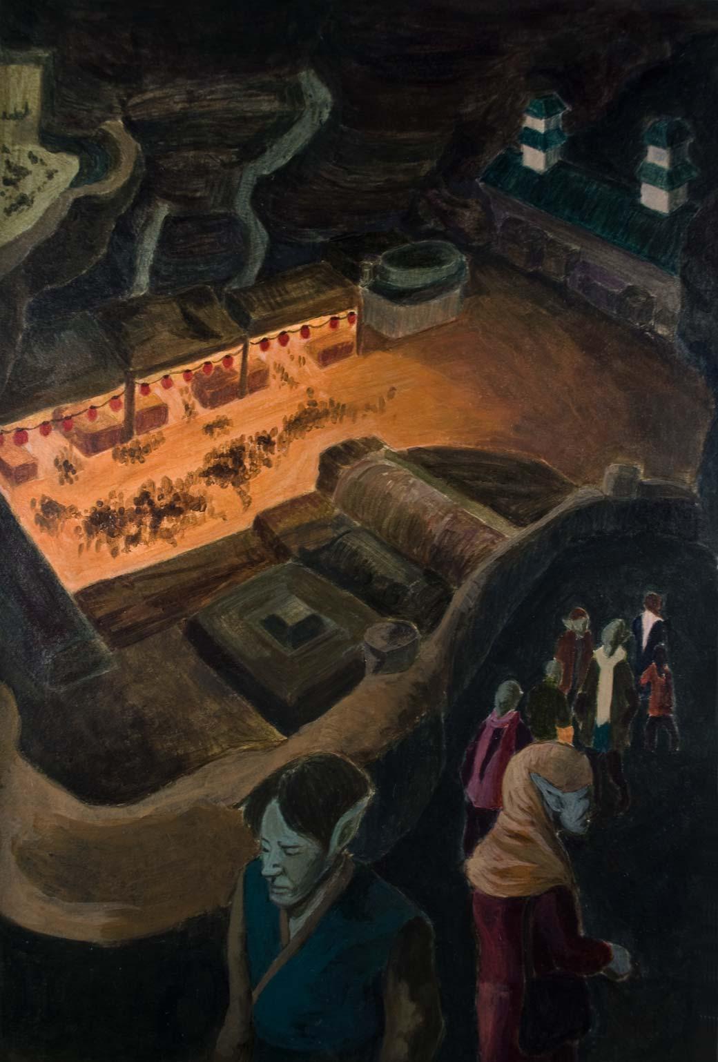 Sze Wat - Underground City