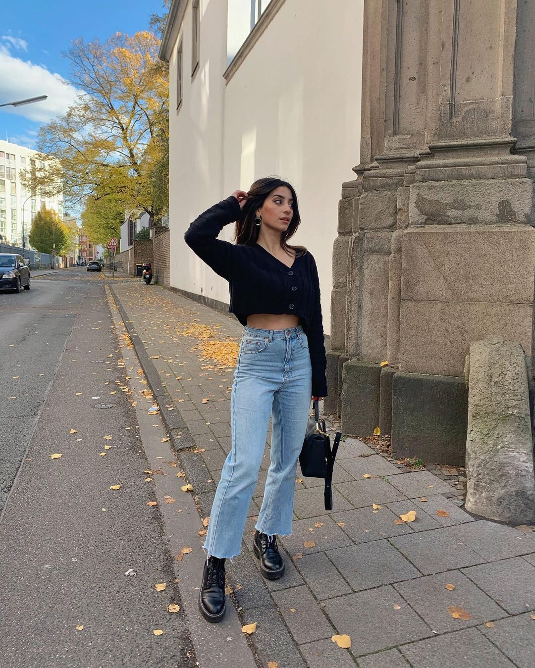 This Simple 3-Piece Outfit is So Easy to Copy for Fall