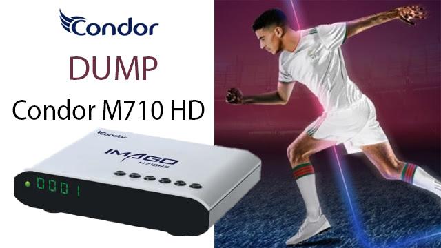 تحميل Dump Condor M710 HD
