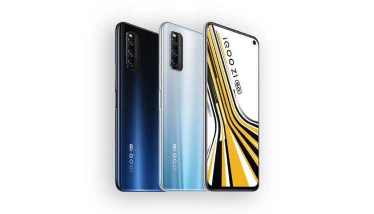 Vivo announces the flagship iQOO Z1