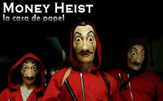 فيلم لاكاسا دي بابيل la casa de papel