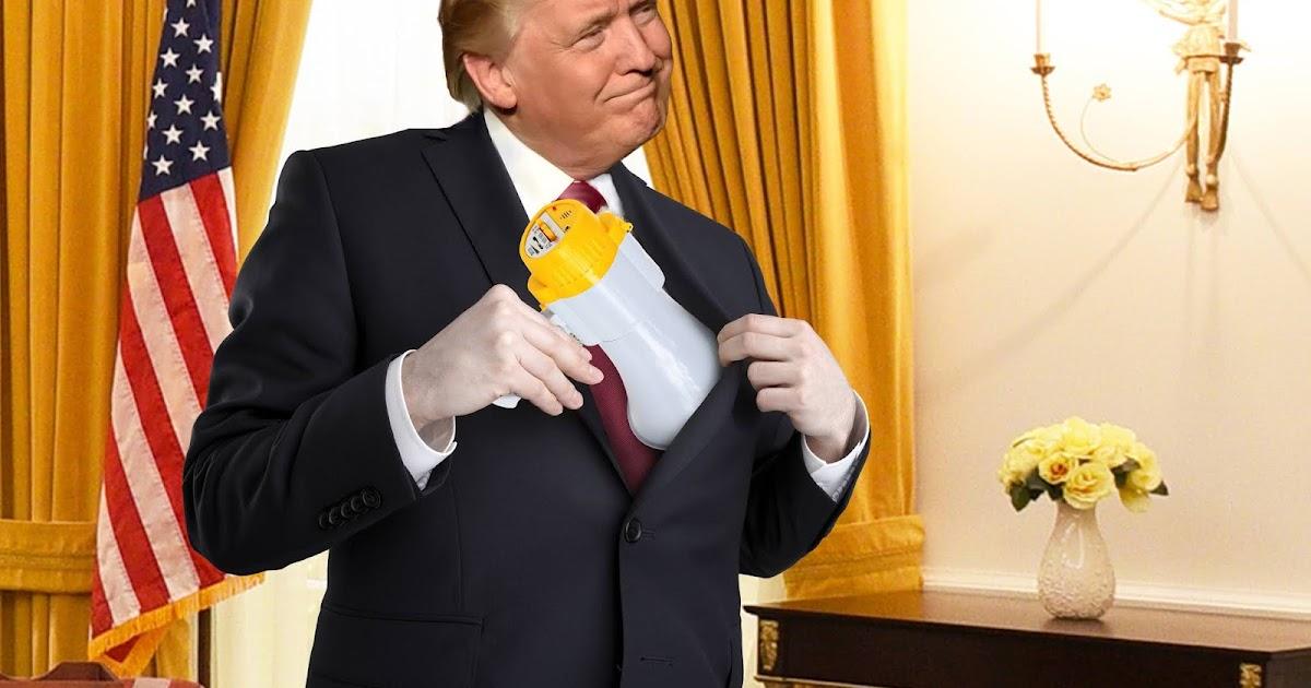 Postillon Trump