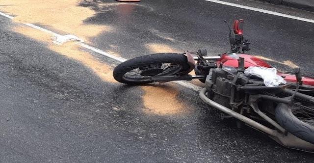 HOMEM MORRE ATROPELADO NA BR-316 POR MOTOCICLETA EM ARARIPINA