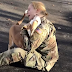 Mommy Returns House From The Army And Also Waits Outside As She Calls For Her Pet
