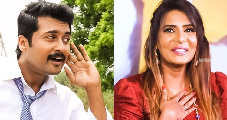 Suriya reacts to Meera Mithun's allegations, thanks Bharathiraja