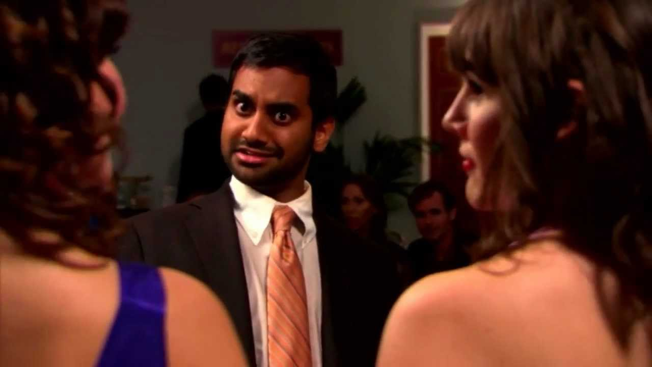 tom haverford online dating Parks & rec quotes just remember every time you look up at the moon, i too will be looking at a moon not the same moon, obviously, that's impossible.