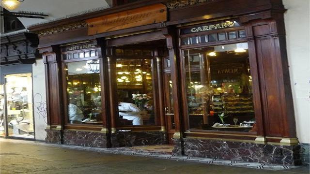 Il Caffè Mulassano di Torino