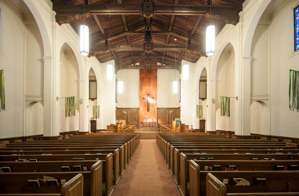 First Congregational Church Riverside Wedding Venues