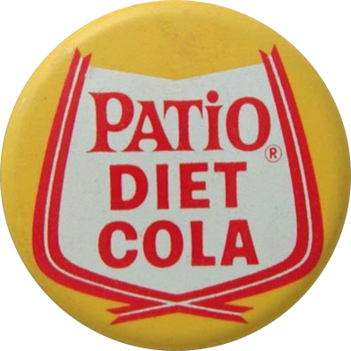 Patio Diet Cola bottle cap