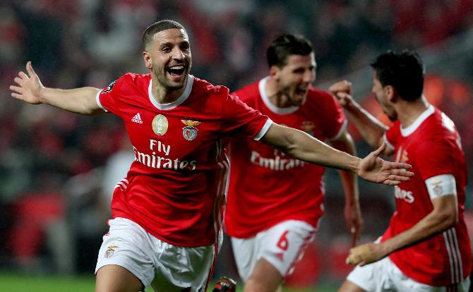 Taarabt estreou-se a marcar pelo Benfica