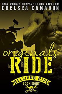 Originals Ride by Chelsea Camaron