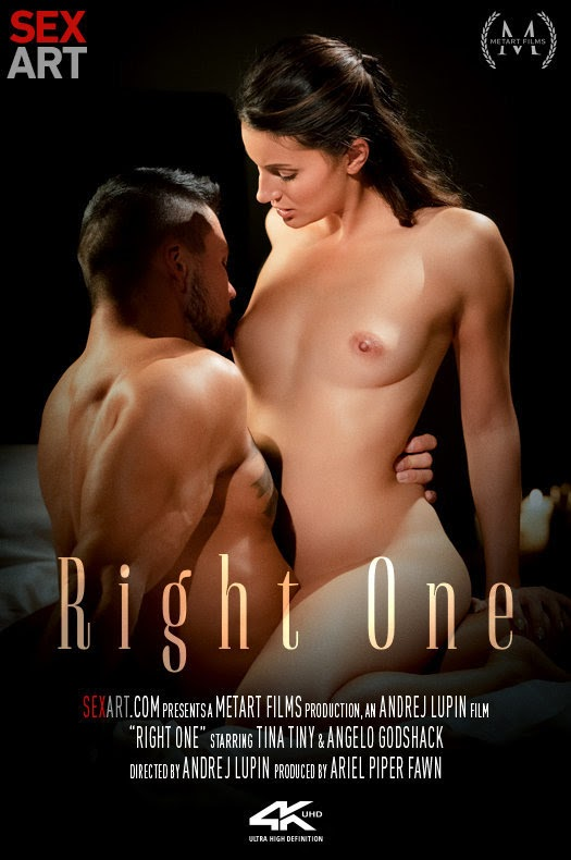 [Sex-Art] Tina Tiny, Angelo Godshack - Right One