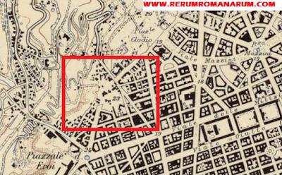 1950 Circonvallazione Trionfale interrotta
