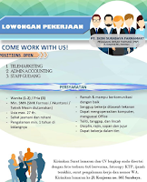 Bursa Kerja di PT. Ikon Surabaya Farmart Maret 2020