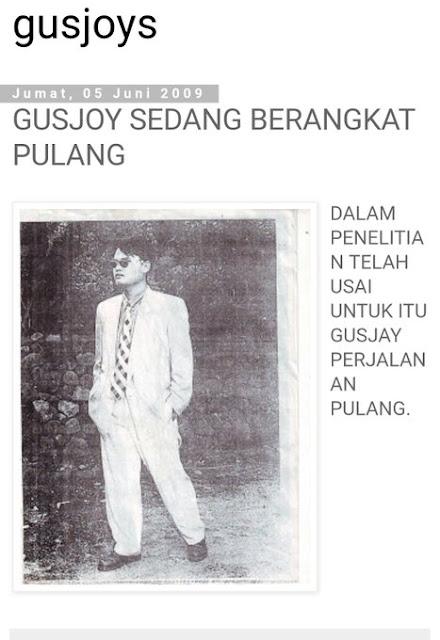 Blog Gusjoy