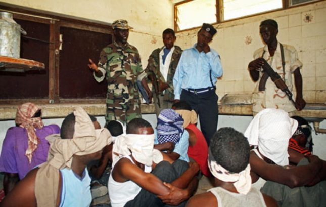 Al-Shabaab Militants sentenced to death
