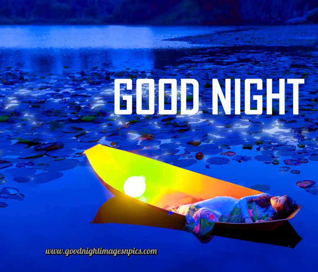 Romantic good night  picture