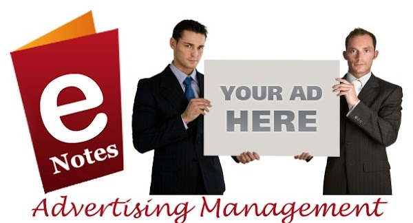 Advertising Management Notes