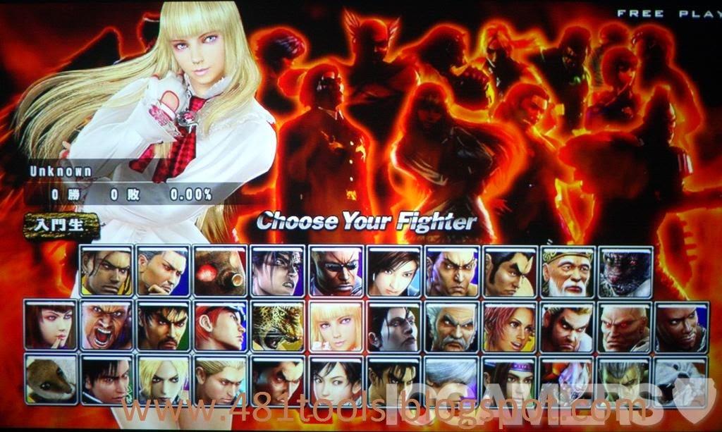 Tekken 5 Dark Resurrection For Android 481tools