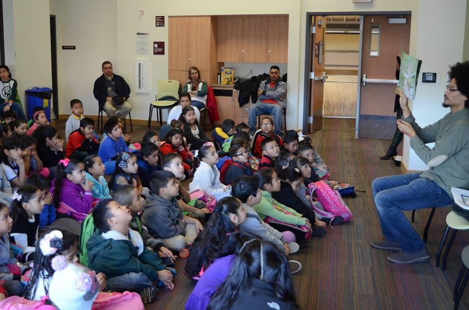 Investigate Conversate  Illustrate: School Visit- Woodland