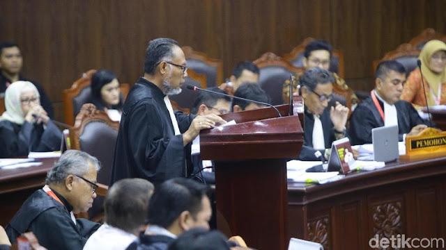 Ajakan Jokowi Pakai Baju Putih ke TPS Pelanggaran Serius Azas Pemilu Bebas-Rahasia