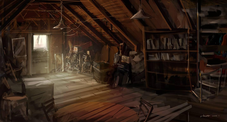 Descriptive essay haunted house