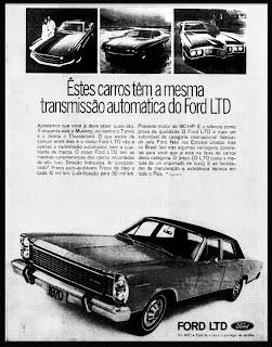 propaganda década de 70; os anos 70; Oswaldo Hernandez