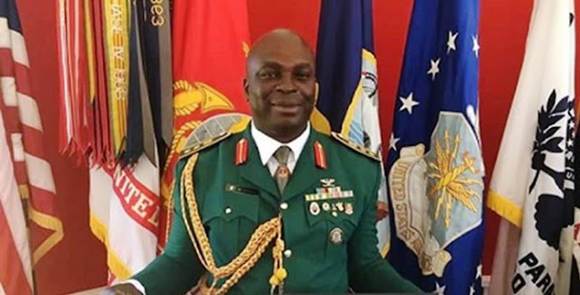 Nigerian Army General Detained Over $16m Found In Wife's US Account