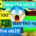 FILE UPDATE OBB FREE FIRE OB28 TÌM TRẬN 1S AUTO LEO RANK FIX LAG GIẢM LAG FREE 100%
