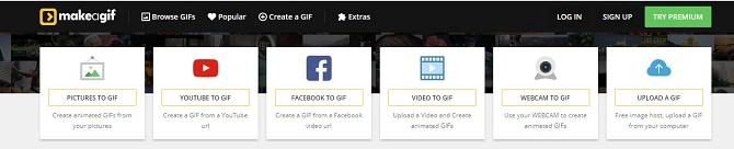 Hướng dẫn tạo ảnh động Online trực tuyến - Làm ảnh GIF Online