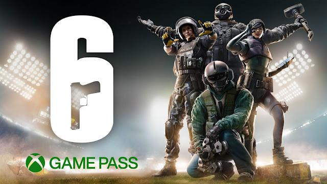 xbox game pass rainbow six siege game xb1 2020 ubisoft tom clancy shooter