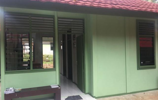 Mengenal Rumah Kopassus yang Anti Gempa