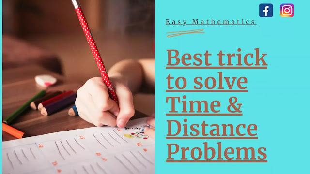 Time and Distance aptitude problems