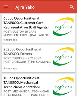 Download Ajira Yako App Here...Get all Jobs in One Place Easily