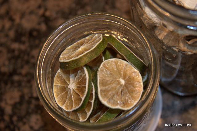 Food Dehydrator Recipes Limes