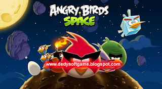Angry Birds Star Space