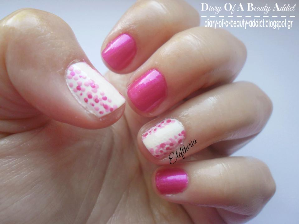 Spring Fuchsia Nails ▎Simply Nails