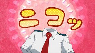 ヒロアカ | 葉隠透 | Hagakure Toru | 僕のヒーローアカデミア アニメ | My Hero Academia | Hello Anime !