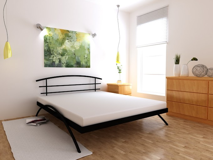 Кровать  металлическая Сакура 80х190/200  ТМ MegaOpt