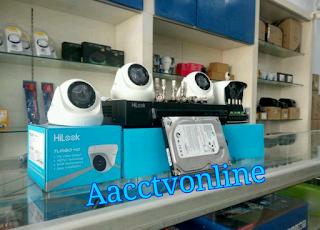 Pemasangan  CCTV Tobat