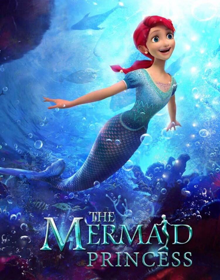 مشاهدة فيلم 2016 The Mermaid Princess مترجم