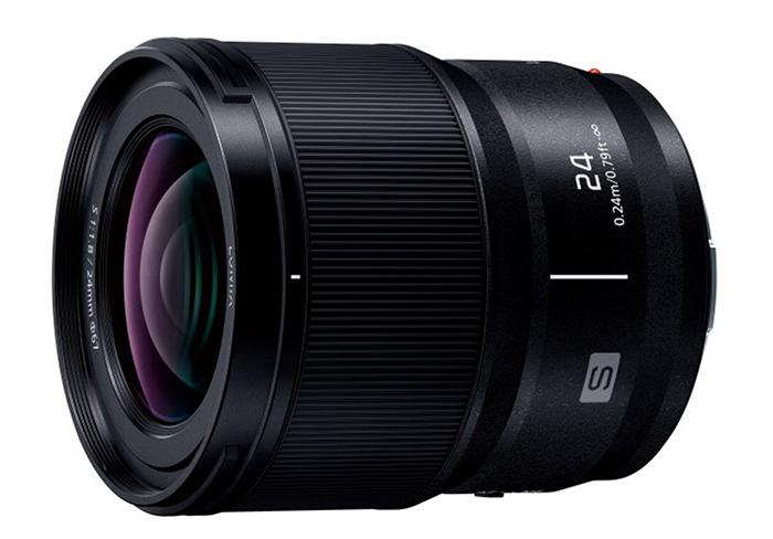 Объектив Panasonic Lumix S 24mm f/1.8