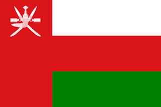 Oman (Kesultanan Oman)    Ibu kota: Muskat