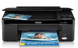 Epson Stylus NX130 Driver Download Free