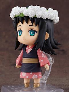 Kimetsu no Yaiba - Nendoroid Sabito y Makomo, Good Smile Company