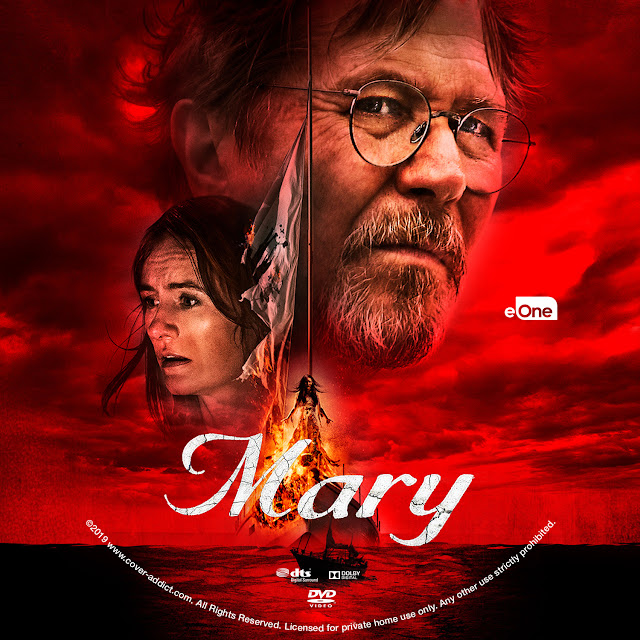 Mary 2019 DVD Cover
